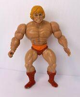 Vintage 1981 Masters of the Universe He-Man MOTU Mattel Figure