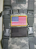 New US ARMY Acu Digital Hydration Water Back Pack Carrier for 100 oz 3 L Bladder