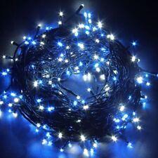 USB LED 8 Function Christmas/Holiday Lights Blue Color 100 lights 10M UTV