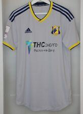 Match worn shirt Rostov Russia camiseta jersey Lokomotiv Anzhi size M