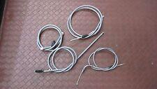 Full Cable Set - Honda SL100 K0 K1 K2 K3 - XL100 - 4 Cables