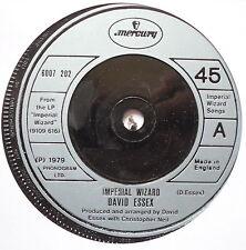 "DAVID ESSEX - Imperial Wizard - Excellent Condition 7"" Single Mercury 6007 202"