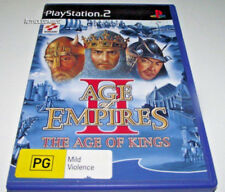 Age of Empires II: The Age of Kings PS2 PAL *Complete*