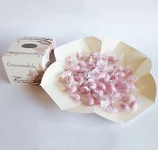 Confetti cioccomandorla ROSA imbustati in confezione da 500g Art IMBROS