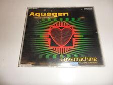 Cd  Lovemachine von Aquagen