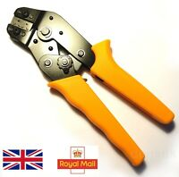 Servo and JST Lead Crimping Tool with Ratchet RC Model UK Seller Crimper Cable