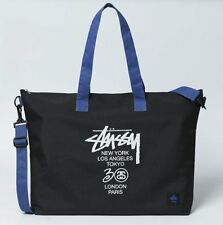 Stussy Limited Special 2-WAY Shoulder Tote Shopping Bag Japan Magazine
