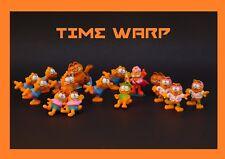 Vintage 1981 Garfield Pvc Figures