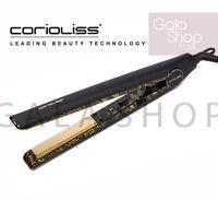CORIOLISS PIASTRA PIASTRE CAPELLI C1 GOLD PAISLEY TITANIO PROFESSIONALE MAX 235°
