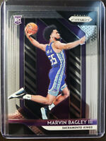 2018-19 Panini Prizm Basketball #181 Marvin Bagley III RC Rookie