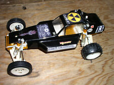 Vintage Used RC10 Championship Edition team Associated with Painted Body