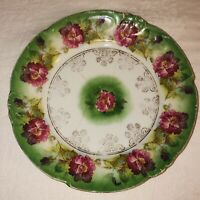 Antique Decoritive Plate Rare PR Germany