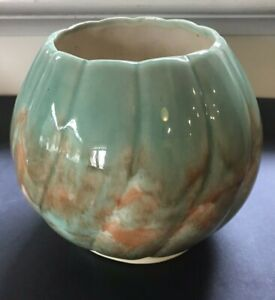 Antique Diana Australia Pottery Flower Bud Vase 12-7
