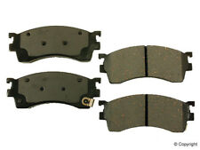 Disc Brake Pad Set-Advics Front WD EXPRESS 520 00930 032