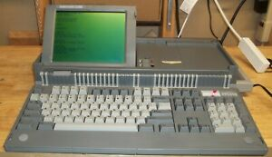 Amstrad PPC640DD Computer Tested and Working (U.S. Version)