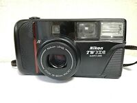 [ Exc +5 ] Nikon TW Zoom 35mm Point & Shoot Auto focus Film Camera from JAPAN