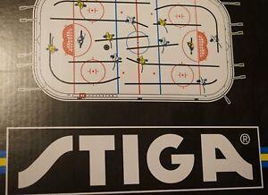 Stiga Eishockeyspiel - in OVP - gebraucht in grossem Karton bö5