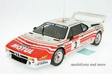 1:18 bmw m1-BMW Motul Rally Team-beguin-Tour de Corse 1983-Otto 126