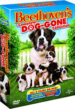 Beethovens Complete Dog Gone Collection (8 Films) DVD Boxset