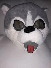 Furry Wolf Costume Cosplay Head