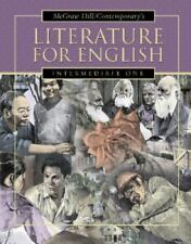 Literature for English Intermediate One, Student Text, , Burton Goodman, Very Go