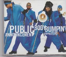 Public Announcement-Body Bumpin cd maxi single