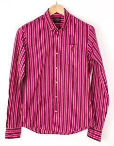 SCOTCH & SODA Men Original Classic Regular Casual Formal Shirt Size S BAZ965