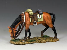RETIRED - King & Country - AL045 - Standing Horse #1