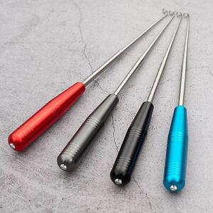 Aluminum Hook Extractor Fishing Hook Remover Fishhook Disgorger Hook Detacher