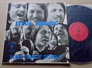Steve WARING Ring Dingue Dongue TRI-FOLD LP CHANT DU MONDE LDX 74504(1973)EX/EX+