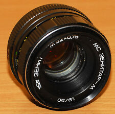 MC Zenitar-M  1.9/50mm lens for ZENIT M42 KMZ   #91028177