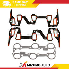 Upgraded Intake Manifold Gasket For 94-96 Chevrolet Buick Oldsmobile 3.1L OHV