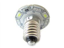 A2ZWORLD STOCK 10 LAMPADINE LED E10 60V AC 1,5W PER LUCI GIOSTRE LUNA PARK ATTRA