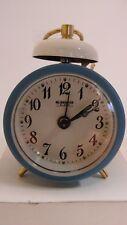 Retro Wecker Mechanisch Glockenwecker Tischuhr Nostalgie Wecker Vintage Geschenk