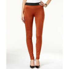 NWT! INC Women's Faux-Suede Pull-On Skinny Pants Leggings - Size 12 - NEW!