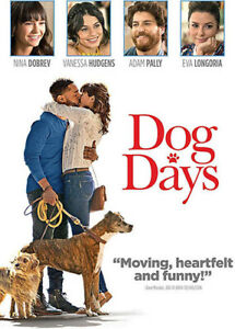 Dog Days (DVD, 2018) NEW