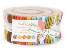 Wing and Leaf Jelly Roll Quilting Patchwork Fabric