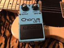 Boss CE-2 Chorus Guitar Effect Pedal
