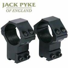 Jack Pyke Scope Mounts 9-11mm 25mm  Scope Mount Double Screw
