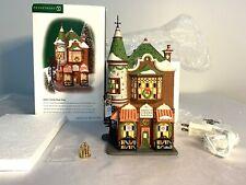"Dept 56, Christmas in the City, ""Jenny's Corner Book Shop"", #56.58912"