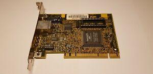 Carte réseau 3COM 3C980-TX PCI Network Card 10/100 Mbit