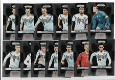 2018 Panini Prizm FIFA World Cup Base Team Set GERMANY (13 Cards)