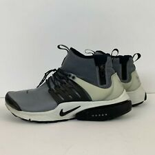 Nike Air Presto Mid Utility Shoes Cool Grey 859524 001 2016 Release Size 11