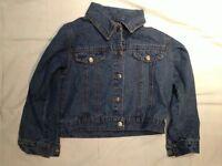 Giubbotto in Jeans MS Abbigliamento - Taglia 18mesi - Usato come Nuovo