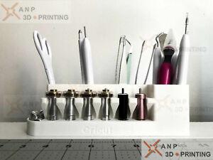 Cricut Tool Holder and Blade Organizer - Blade Caddy for Cricut Tools