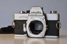 Minolta SRT 101 (cellule défectueuse)