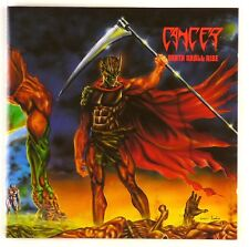 CD - Cancer  - Death Shall Rise - A4836 - RAR