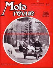 MOTO REVUE 1223 SOTECMA 125 175 PARILLA 350 Veltro  AJS MATCHLESS BRUXELLES 1955