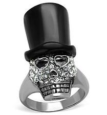 Women's Gothic Crystal Rings