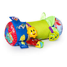Baby Einstein Rhythm of the Reef Prop Pillow Fun Multi Sensors & Teething Toy